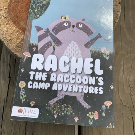 Rachel The Raccoon